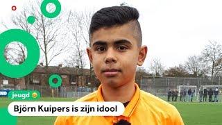 Umut wil de beste scheidsrechter van Nederland worden