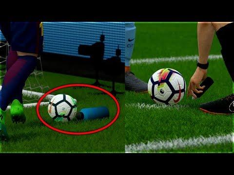 10 INSANE DETAILS IN FIFA 18
