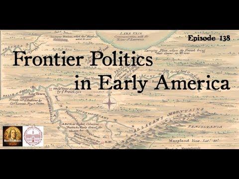 138 Patrick Spero, Frontier Politics in Early America