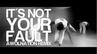 Download The Higher Concept x AWOLNATION - Not Your Fault Remix MP3 song and Music Video