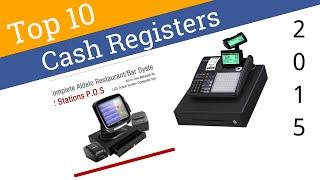 10 Best Cash Registers 2015
