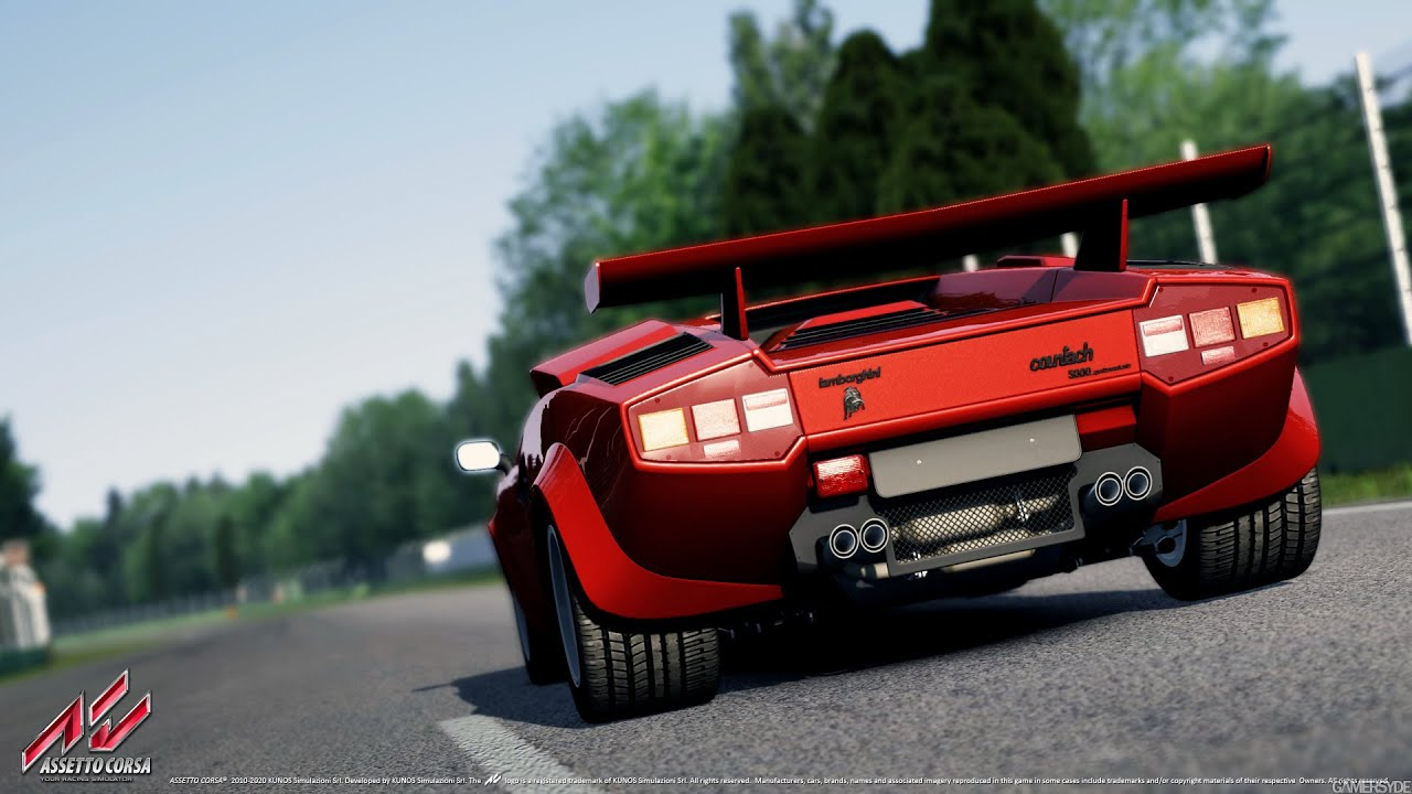 assetto corsa coming to ps4 xbox one 2016 youtube. Black Bedroom Furniture Sets. Home Design Ideas