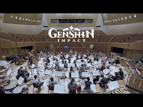 Producing the Sounds of Liyue | Genshin Impact: Behind the Scenes