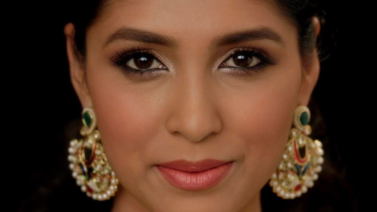 Quick And Easy Indian Bridal Makeup Tutorial Wedding ...