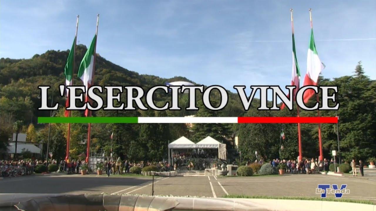 L'Esercito vince - Vittorio Veneto - 31 ottobre 2018