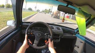 2005 ВАЗ 1111 Ока 0.7 MT (33) POV TEST Drive