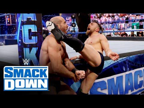 Daniel Bryan vs. Cesaro: SmackDown, Jan 15, 2021