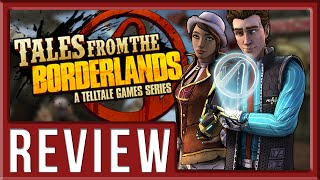 tales From the Borderlands Season One Review  Rye Reviews  Tales From the Borderlands  Gameplay