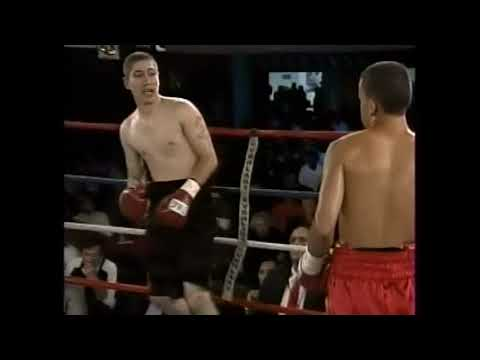Jean Carlos Padilla TKO 4 George Garcia (Colorado Boxing, 2006) (PART 2)