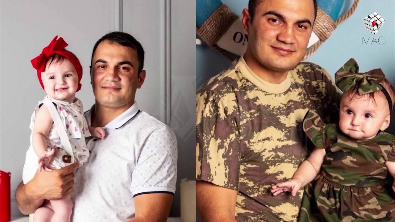 Şəhid kapitan Kənan İsrafilov  🇦🇿