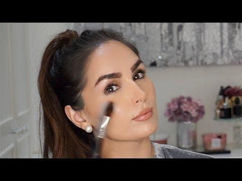 15 Min Quick Makeup look