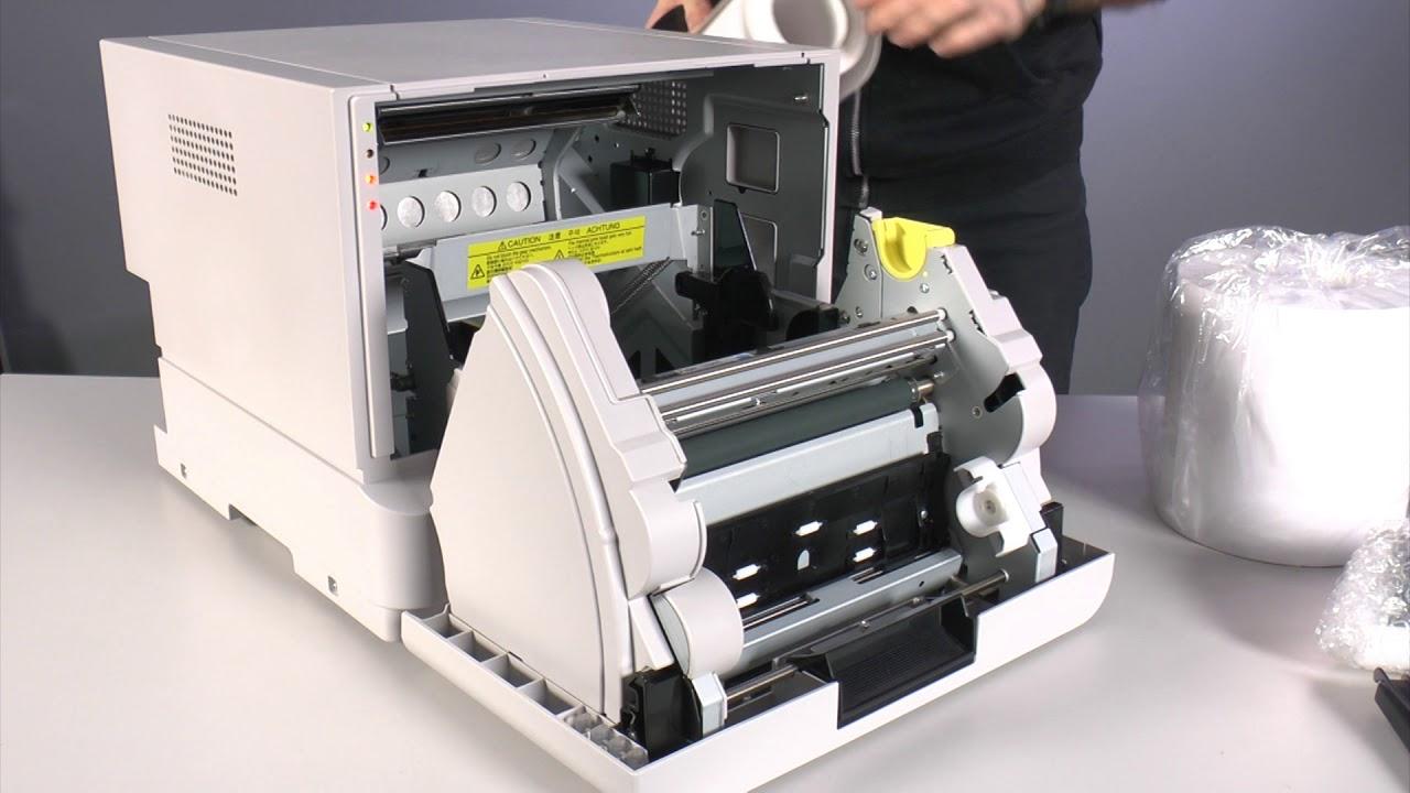 Tylko na zewnątrz Drukarka DNP DS-RX1/RX1HS zakładanie papieru i folii - YouTube DS29