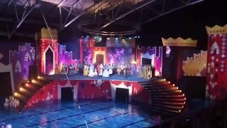 Шоу Марии Киселевой сказка о ЦАРе Салтане