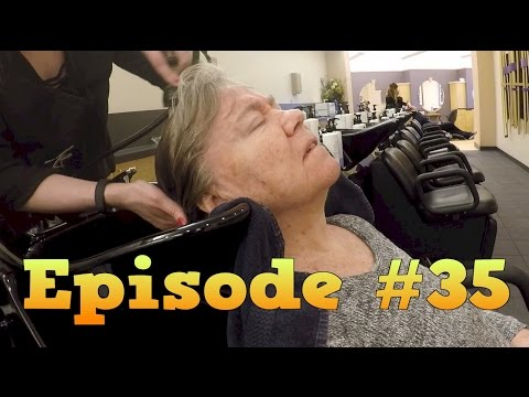 Episode #35 - A Haircut and Dinner Out