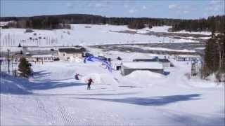 Suomen ensimmäinen Speedriding -kurssi