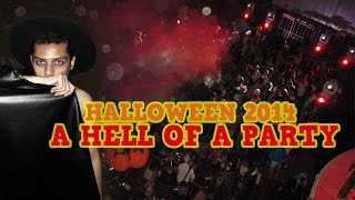 VLOG A HELL OF A PARTY + ZANTY FERRY | HALLOWEEN 2014 | ANAL MAGAZINE Thumbnail