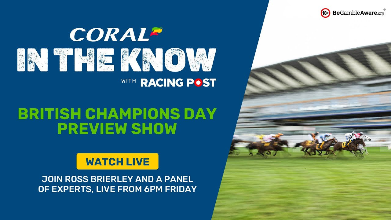Download In The Know | Paul Kealy & Tom Segal | Champions Day Preview Show