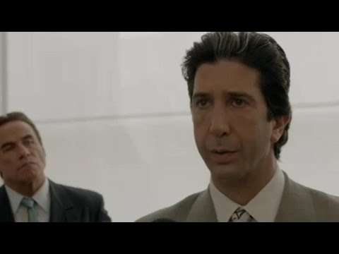 David Schwimmer: Robert Kardashian 'Never Really Recovered' After O.J. Simpson Trial
