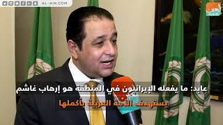 """برلماني مصري: ما يفعله الإيرانيون بالمنطقة """"إرهاب غاشم"""""""