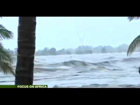 Africa Natural Disasters 2015