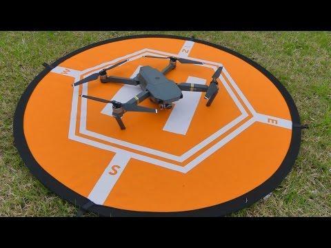 DJI Mavic Drone Landing Pad