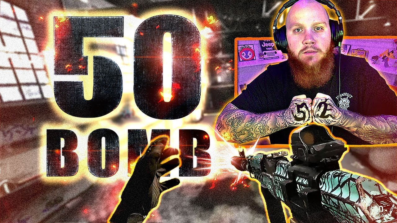 DROPPING A 50 KILL GAME! I'M NUTS - Call of Duty: Modern Warfare thumbnail