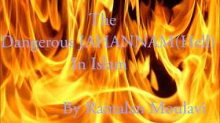 The Jahannam (Hell) Tamil bayan.