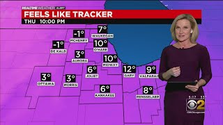 Cbs 2 meteorologist mary kay kleist has a look at the extended forecast.