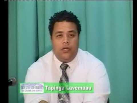 Tongan LDS Missionaries on TV Tonga News
