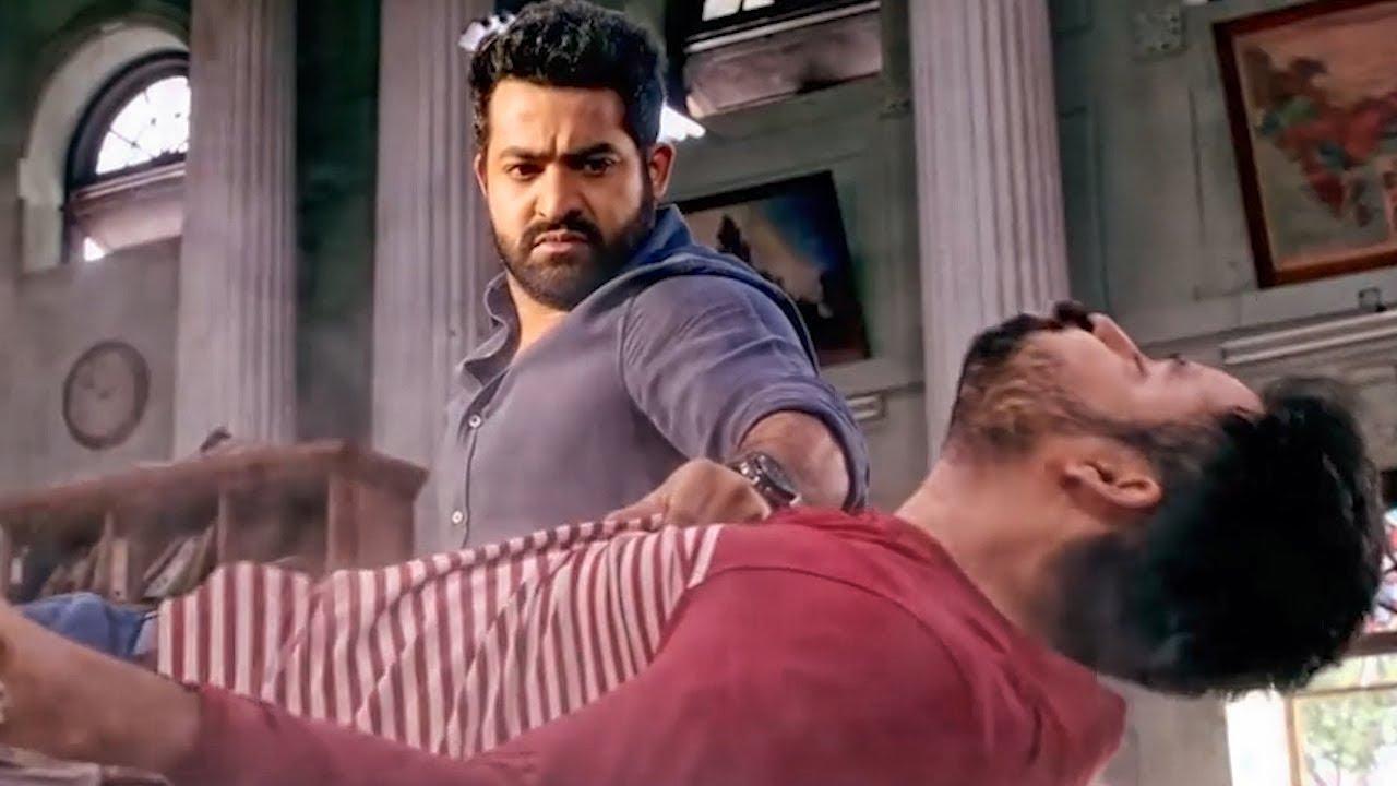 Download Janta Garage Superhit Action Scene | South Indian Hindi Dubbed Best Action Scene | Jr. NTr