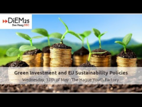 Green Investment and EU sustainability policies