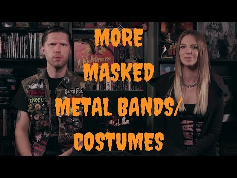 More Masked Metal Bands / Costumes