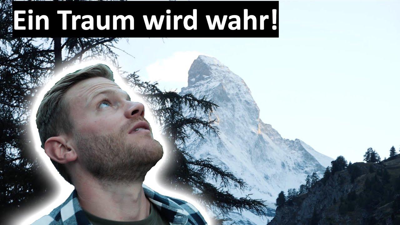 YouTube Money regelt? Ich fahre nach Zermatt zum Matterhorn