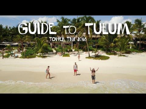 We Went to Tulum... Best Trip Ever