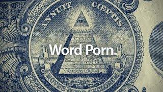 Мировой заговор - James Wildman открывает людям глаза [Word Porn]