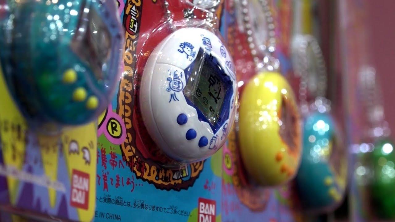 Возвращение культовой игрушки: «Тамагочи» перевыпустили спустя 20 лет