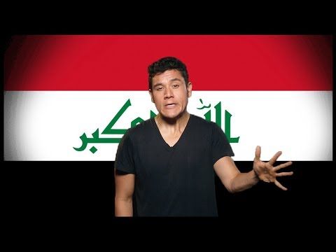 Flag / Fan Friday IRAQ (Geography Now!)