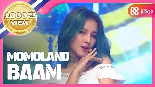 Cover images [Show Champion] 모모랜드 - BAAM (MOMOLAND - BAAM) l EP.275