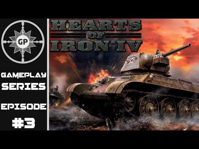 Running  Towards Future Victory! - Hearts of Iron IV Road to 56 Soviet Menace #3