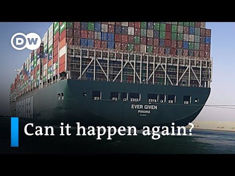 Suez Canal blockage: A lasting impact on global trade?   DW News