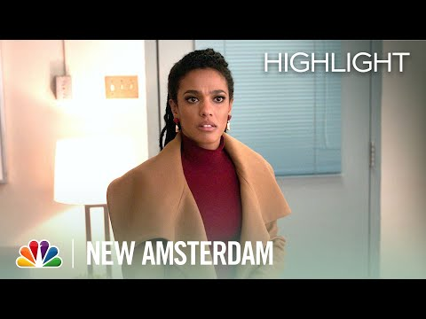 Everything Sharpe Does Is for Max - New Amsterdam