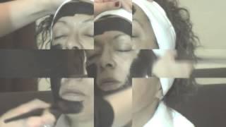 Masque de beauté avec la shungite en poudre