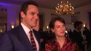 Jessica Raine and Leo Staar on Call the Midwife