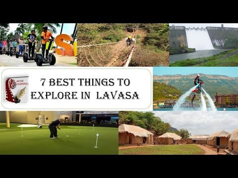 Trip to Lavasa | 7 best things to do in Lavasa | Pune |