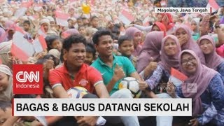 Download Video Duo Bintang Timnas U-16, Bagas & Bagus Datangi Sekolah MP3 3GP MP4