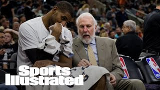 Gregg Popovich Says LaMarcus Aldridge Asked To Be Traded Last Summer | SI Wire | Sports Illustrated