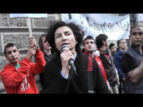 Alev Korun, Menschenrechtssprecherin der Grünen