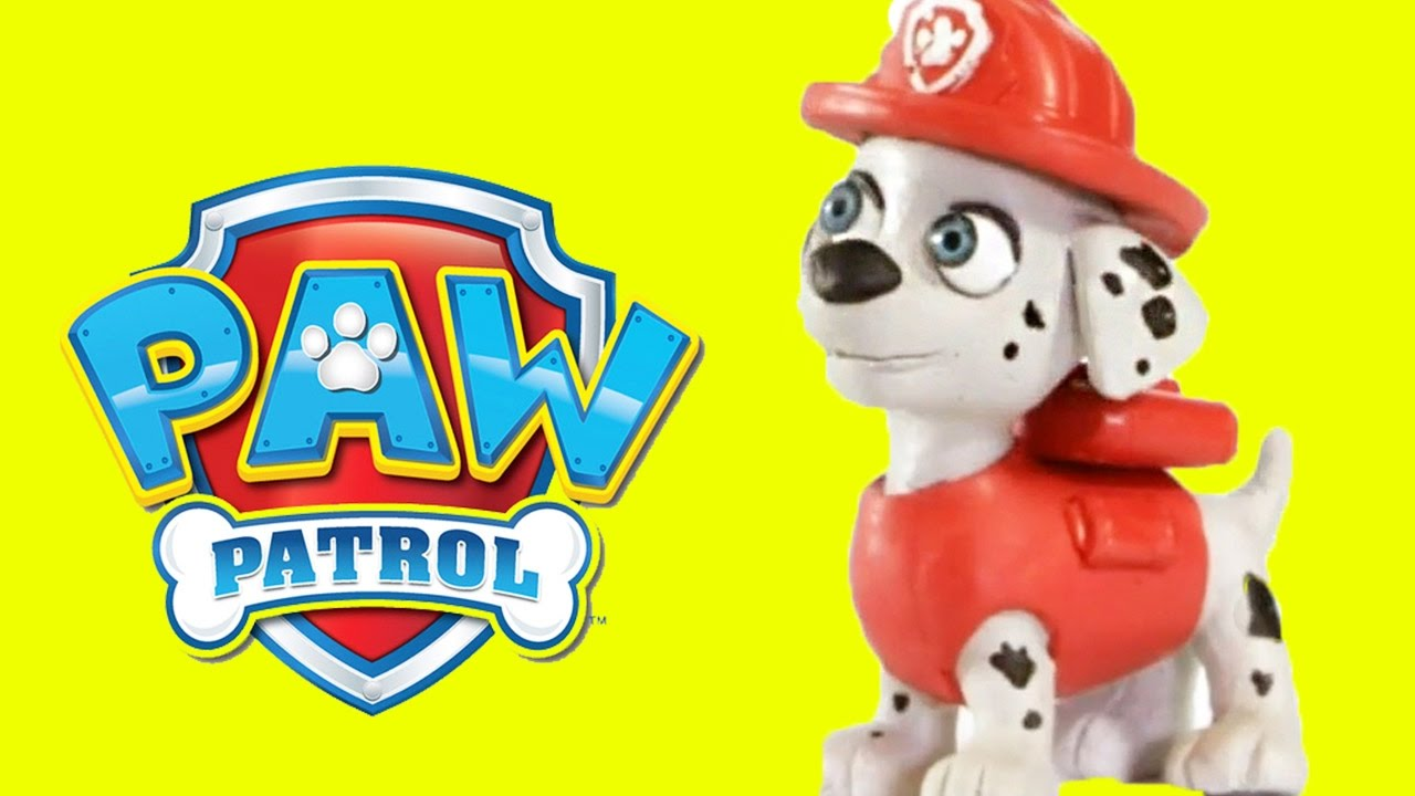 Paw Patrol Trolls Movie Poppy And Bergens Play Doh Stop