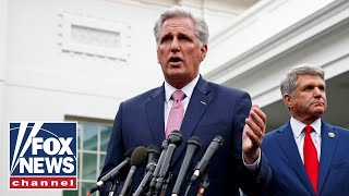 McCarthy on Trump meeting: Was more productive without Pelosi