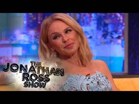 Kylie Minogue & Jason Donovan Recently Reunited | The Jonathan Ross